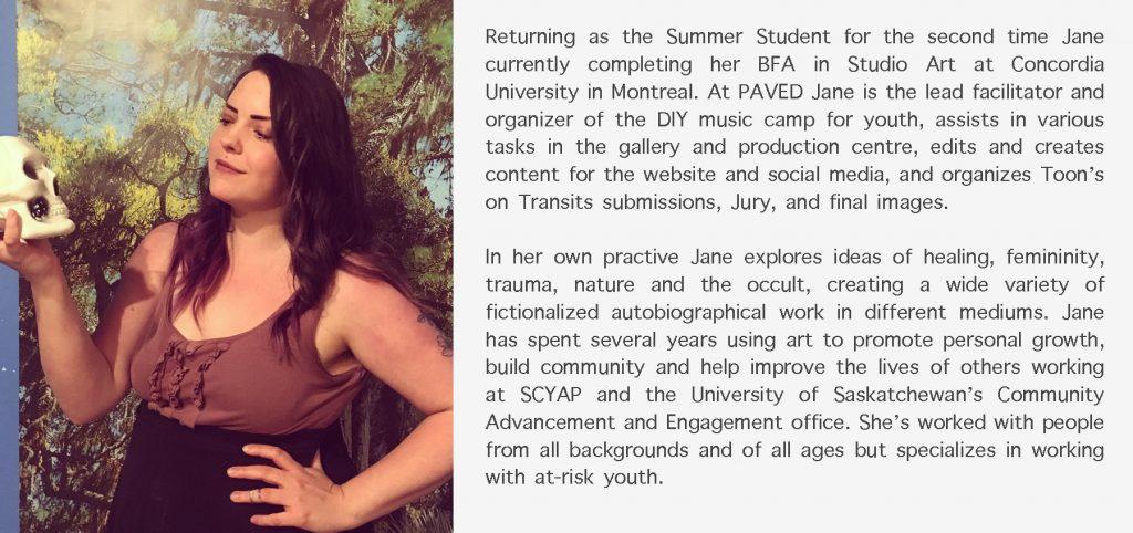 Staff - Jane