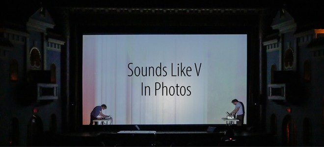 Sounds Like V In Photos