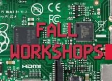 Production Centre Workshop Schedule Fall/Winter 2015