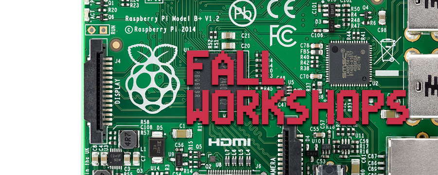 Production Centre Workshops Fall 2015