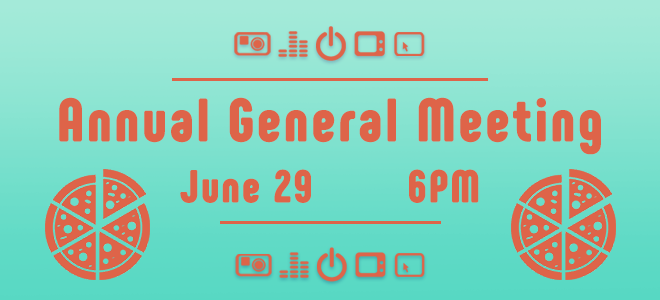 PAVED Arts – Annual General Meeting – June 29th 6PM