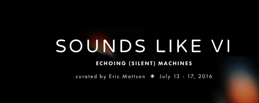 Sounds Like VI: Echoing (Silent) Machines