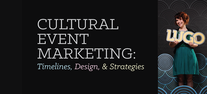 Workshop: Cultural Event Marketing – Saturday October 22nd