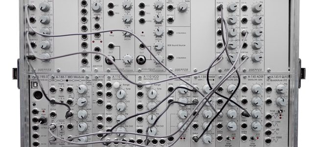Introduction to Eurorack Modular Synthesizers: Demystifying Modulators – Workshop December 10th