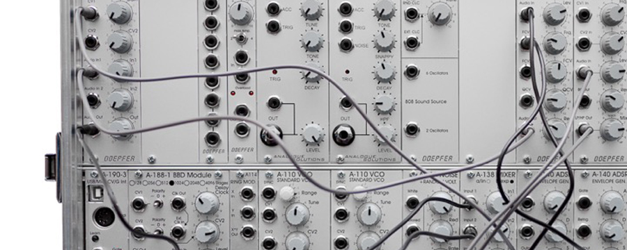 Introduction to Eurorack Modular Synthesizers: Workshop