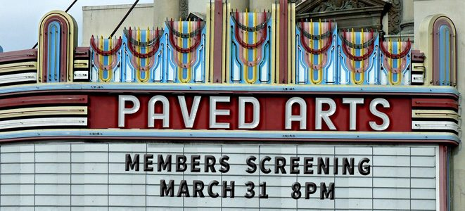 Members Screening – March 31st