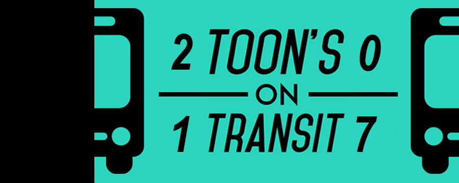 Toon's On Transit – Open Call for Submissions!