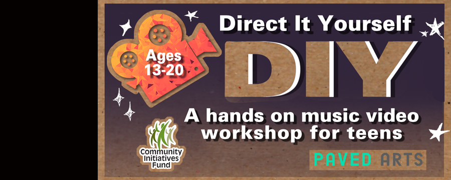 DIY: Direct It Yourself (July 3rd-7th, 2017)