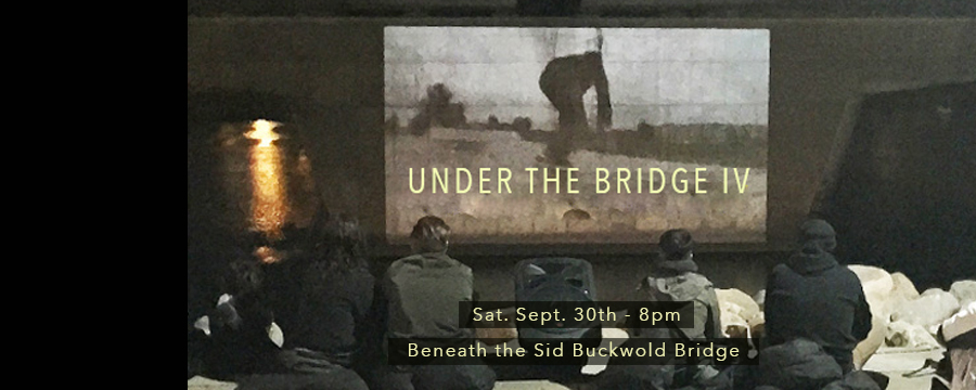 Under the Bridge IV: Reflections, Culture Days/Colby Richardson: Nuit Blanche