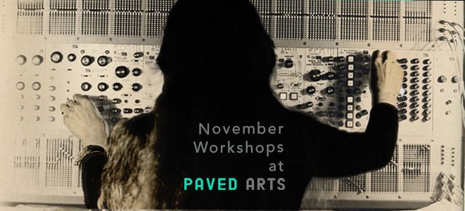 Upcoming Workshops at PAVED