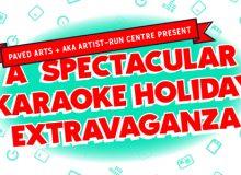 A Spectacular Karaoke Holiday Extravaganza