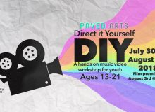 DIY: Direct It Yourself – Music Video Camp for Youth