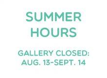 Summer Hours Update