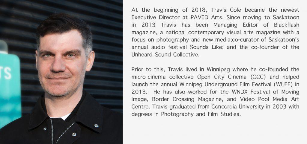 Bio - Travis