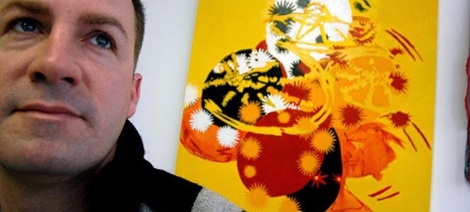 Jason Baerg Artist Talk