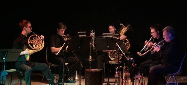 Big Sky Brass at PAVED Arts