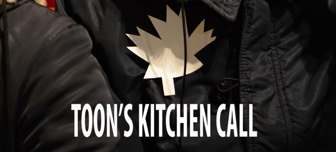 TOON'S KITCHEN: THE SASKATOON PROJECT SPACE Call For Submissions