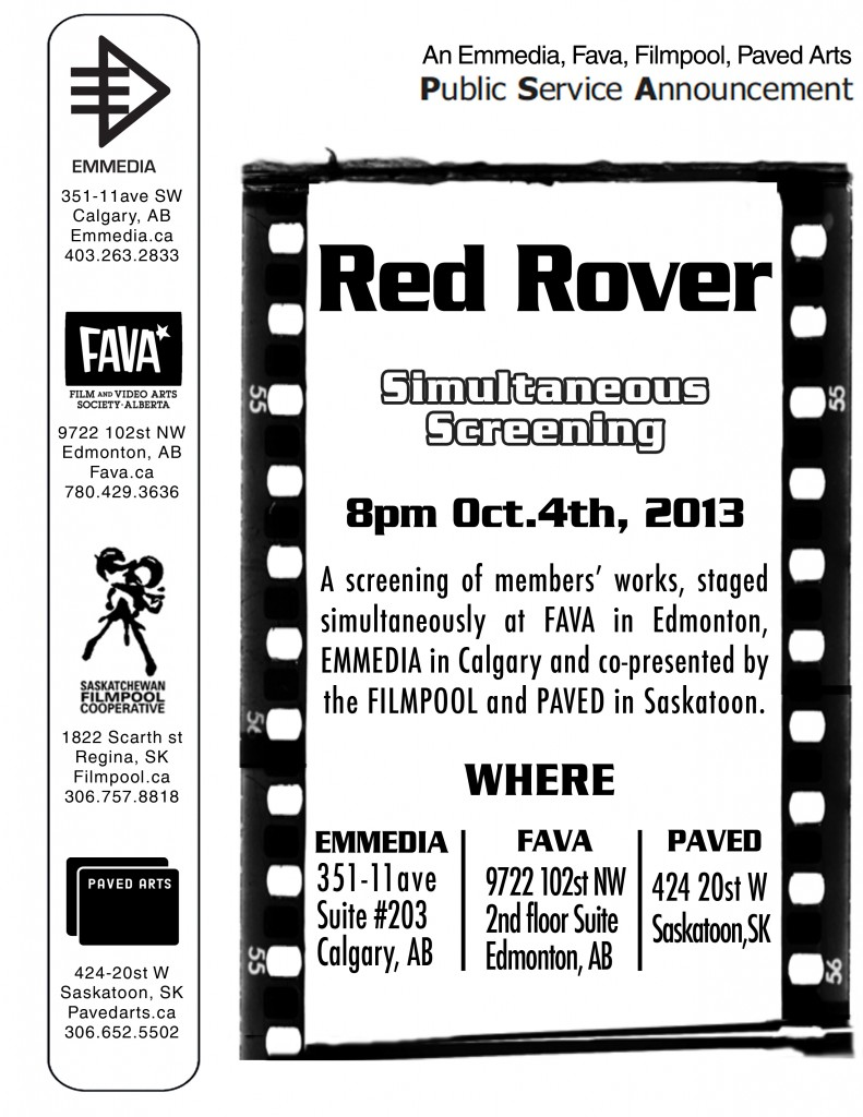 Red Rover PSA