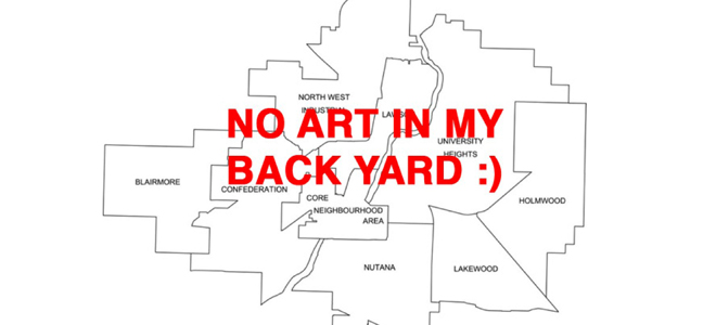 No Art in My Backyard: a discussion about public art May 22nd