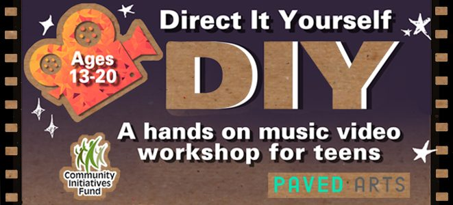 DIY: Direct It Yourself – Summer Camp 2017