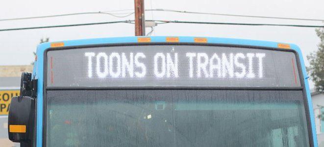 Toon's On Transit 2017