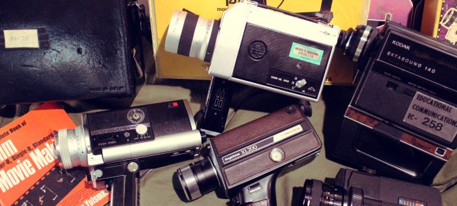 Super 8 Camera Workshop