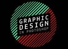 Graphic Design in Photoshop w/ Emily M. Kohlert
