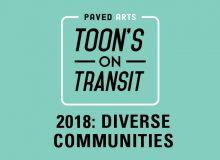 TOONS ON TRANSIT 2018