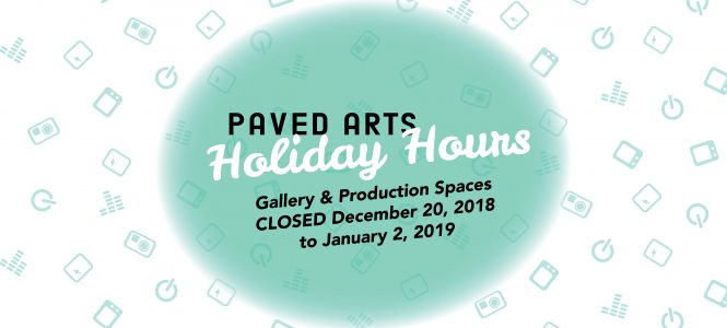 Holiday Hours 2018/2019