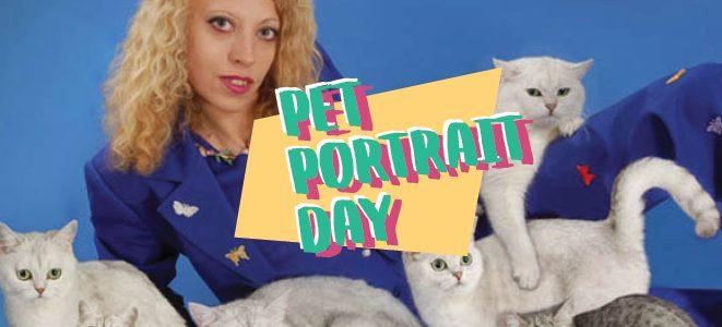 PAVED Arts' Pet Portrait Day