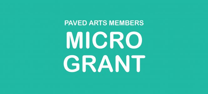 Sophie Kokott –  Newest Members' Micro Grant recipient!