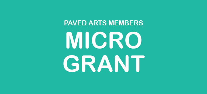 Members Micro Grant Call for Submissions
