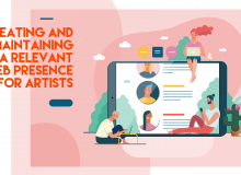Creating and Maintaining a Relevant Web Presence for Artists w/ Carole Epp