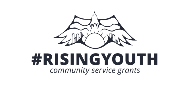 #RisingYouth Community Service Grants Workshop for Youth  w/ Lenore Maier