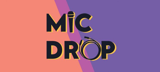 Mic Drop: Presented by PAVED Arts & Chokecherry Studios